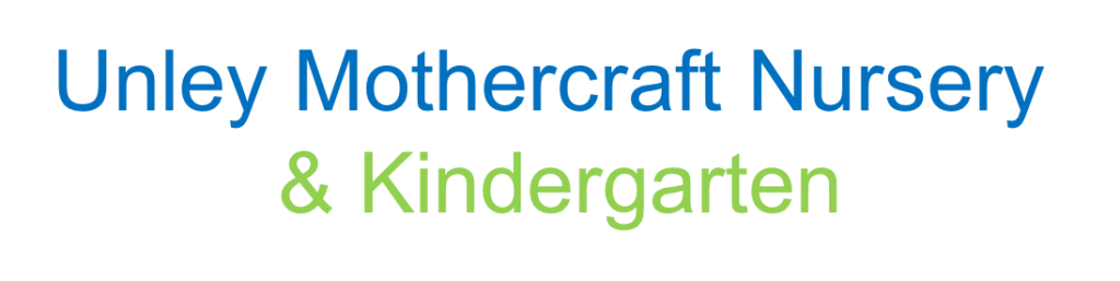 Unley Mothercraft Nursery & Kindergarten Logo