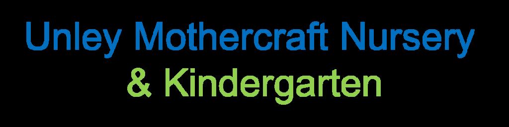 Unley Mothercraft Nursery & Kindergarten Logo